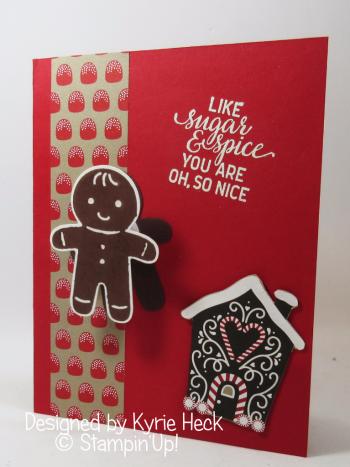 Kyrie Heck Christmas Card 2016