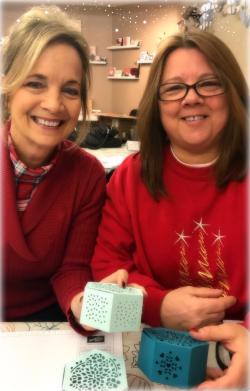#1 Laurie and Liesa Christmas 2016