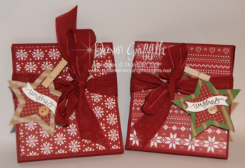 Gift card candy boxes #1