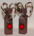 Rudolph Candy Cane Holders