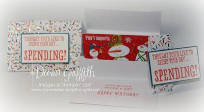 BYOP gift card holders #1