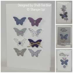 Shelli Gardner cards she made me
