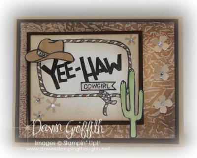 Yee-Haw! #1