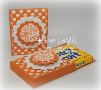 Surprise gum holder box #1
