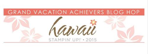 Hawaiian Blog Hop Banner