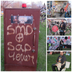 Heidelberg Project Collage #2