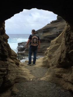 Hawaii ride AWESOME lava tubes