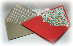 Envelope liners #1 Dawn Griffith