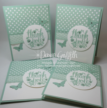 MM thank you cards