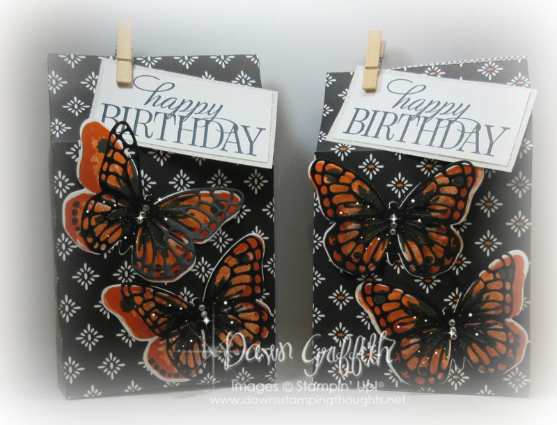 Butterfly Birthday Boxes