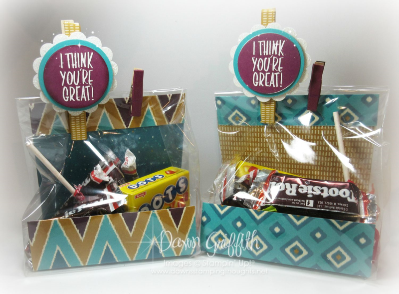Candt Treat Bags #1