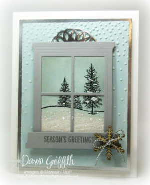 #1 Happy Scenes Christmas Dawn Griffith