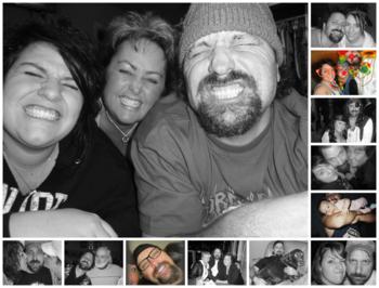 Happy Birthday Day 2015 collage