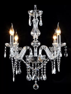 Chandelier for our Bedroom #1