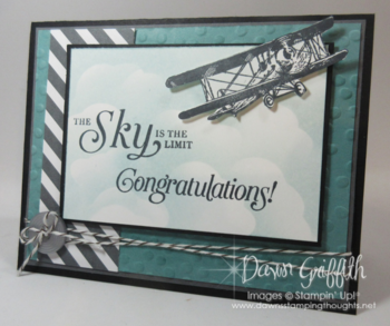 Sky is the Limit card