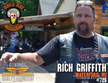 Hoka Hey Rider # 725 Rich Griffith