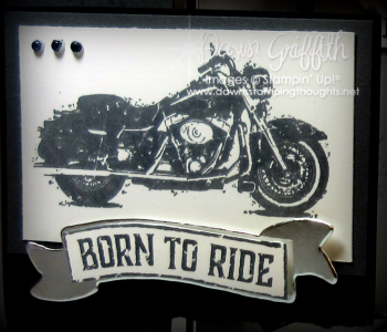 #1 One Wild Ride Fathers Day card 2016 sneak peek Dawn Griffith
