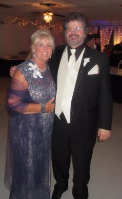 Steve and Linda July 9 2016