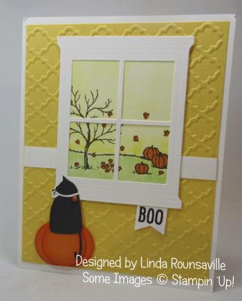 Linda Rounsaville Halloween card 2016