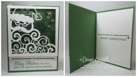 Detailed Santa Garden Green Dawn Griffith #1