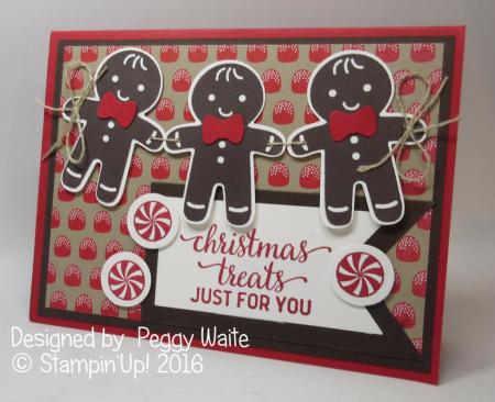 Christmas Treats from Peggy Waite