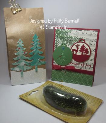 Patty Bennett Christmas 2016