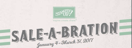 Sale a bration January 4 March 31 2017 click HERE to view online