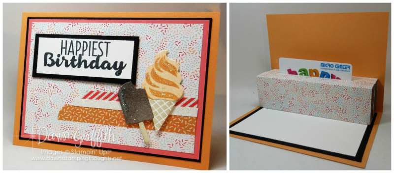 Pop Up Cool Treats Dawn Griffith #1