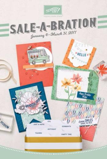 Sale-a-Bration mini click to view online