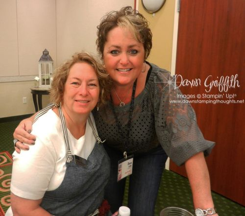 FC 2012 Hanging with Pam Morgan