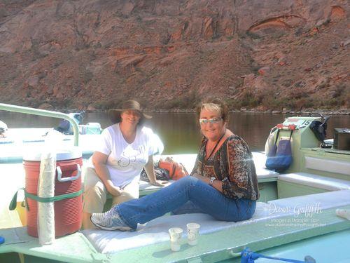 FC 2012 Raft ride down Glen Canyon