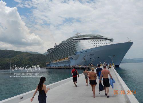 Ship ~ Allure of the Seas