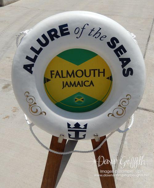 Ship~ Falmouth Jamacia