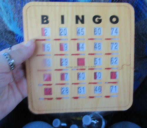 FC Bus ride back to Hotel  from Kanab we played Bingo  everyone won prize patrol twice