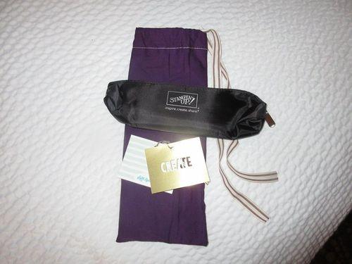 FC Pillow gift opened ( Make up brushes inside )