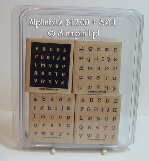 Alphabits 10.00 + S&H