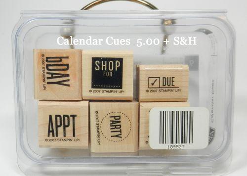 Calendar Cues 5.00 + S&H
