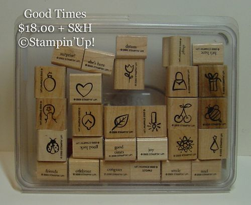 Good Times $15.00 + S&H