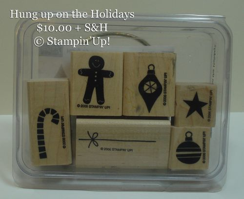 Hung up on the Holidays $ 10.00 + S&H