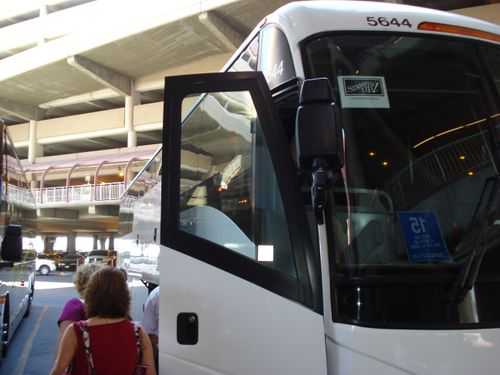 Chater bus from Las Vegas to St George ( 2 hour ride )