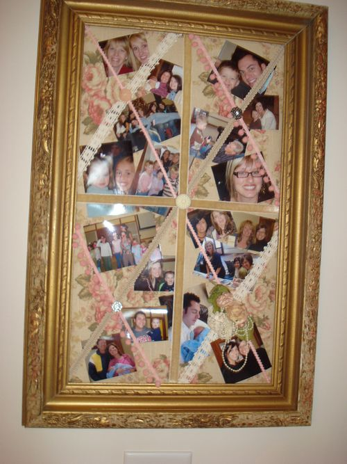 Shelli's apartment  photo frame