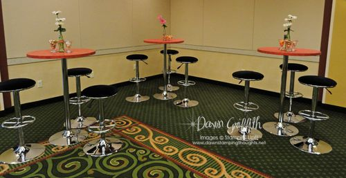 50's  style  table and chairs