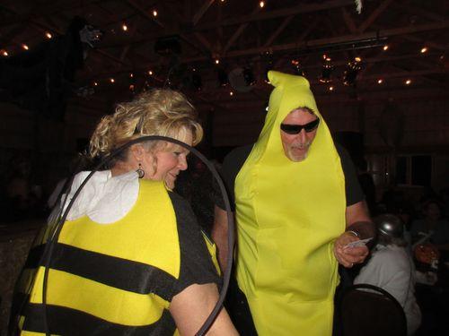 Banana & Bumble Bee