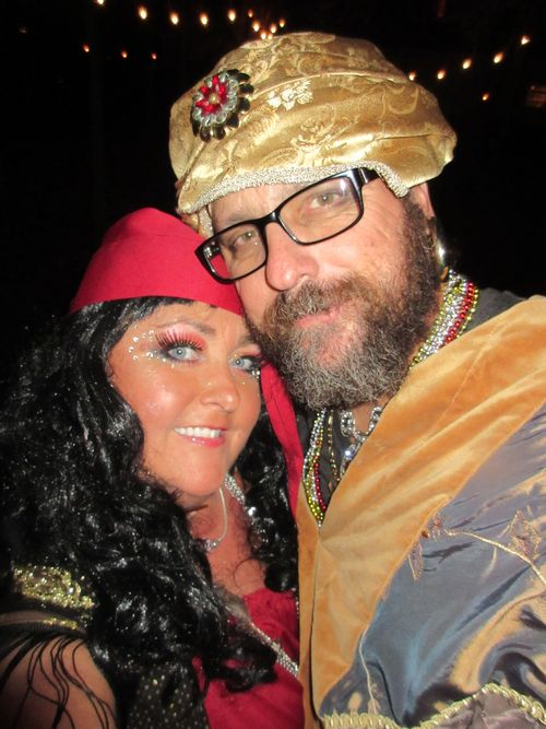 Zoltar and Gypsy ( Me and My Honey )