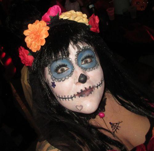 Jessie Sugar Skull