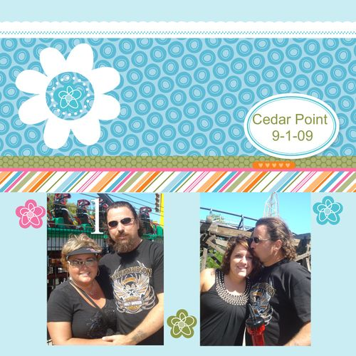 Cedar Point 9-1-09